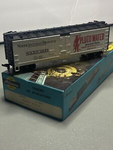 Athearn 5210 Pluto Water 40' Scribed Reefer Car NADX 2645 HO Scale A9