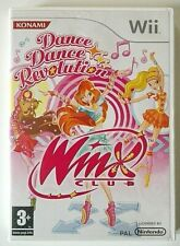 Dance Dance Revolution Winx Club - Nintendo Wii - PAL