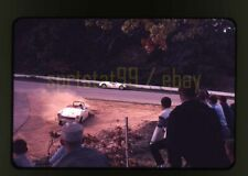 Austin-Healey Sprite #3 @ 1963 Mwcscc Meadowdale - Vintage 35mm Race Slide