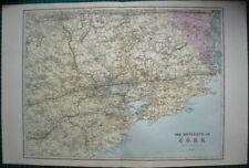 Antique European Maps & Atlases Ireland Cork