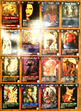 1995 Rage Trading Card Game 16 Card Lot New Unplayed CCG RARE-UNCOMMON-ETC,,,X16