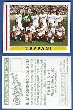 FIGURINA CALCIATORI PANINI 1994/95 - NUOVA/NEW N.602 TRAPANI