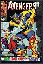 AVENGERS  51  VG/FN/5.0  -  The Collector appears!