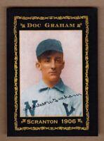 "Doc ""Moonlight"" Graham Scranton, New York State League batting champion"