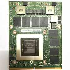USED Quadro K3100M Card 4GB for HP Zbook Dell Precision M6700 M6800 Pro Card