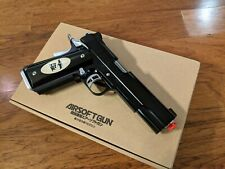 WA Western Arms SCW Expendables 1911 Kimber Airsoft GBB Pistol