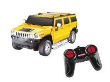NEW Remote Control Toy Hummer H2 Car with LED Headlights 1:24 cartronic 15km/h