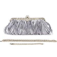 8f21de9421a7 Satin Bridal Bags