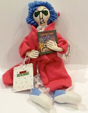 Nwt Maxine Hallmark Christmas Carol bah hum bag Cartoon Plush Doll 16�