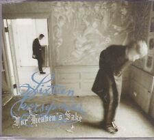 Sixteen Horsepower-For Heavens Sake Promo cd single