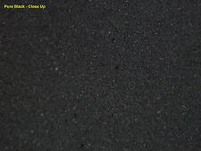 GYM RUBBER TILES - PURE  BLACK - PREMIUM GRADE