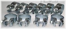 10St. Auspuffschelle 48,5mm VAG Breitbandschelle Abgasanlage Audi VW Rohr Klemme