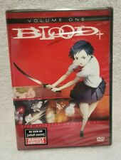 Rare- Blood + - Volume 1 One(DVD, 2008, Single Disc Version)Anime, Saya Otonashi