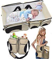3-in-1 Baby Organiser,  Travel Bassinet & Change Station