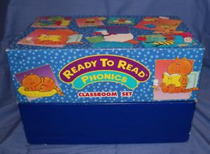 Ready to Read Phonics Classroom Set