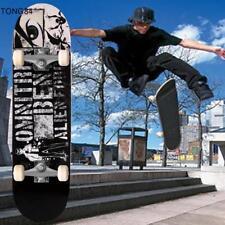 Pro Skateboard Deck Funboard Holzboard komplett Ahornholz Auswahl Longboard ~