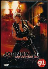 JOHNNY HALLYDAY COFFRET DVD LES ANNEES 90 VOLUME 2 - NEUF