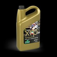 Rock Oil Synthesis XRP Racing Motorcycle Fully Synthetic 5W30 4L