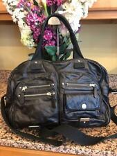 (Z) Marc by Marc Jacobs leather multi pockets tote bag purse  (PU300