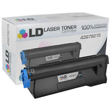 LD © Comp Okidata 43979215 Black Laser Toner Okidata MB480 MFP OKI B420dn