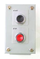 Challenger PB1ES2 Start Stop Box Type 1 Push Button Switch PB1B Contact Block