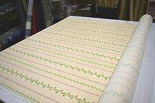"COVINGTON CHALMERS STRIPE SPRING DESIGNER UPHOLSTERY & HOME DECOR FABRIC 54"" W"