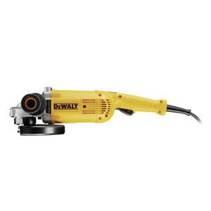 """Dewalt 230mm (9"""") 2200W Large Angle Grinder DWE492, 220V"""