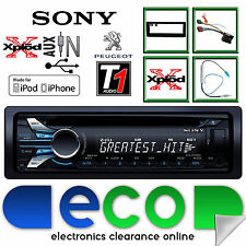 Sony Car Stereos & Head Units for Peugeot