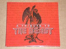 A TRIBUTE TO THE BEAST (IRON MAIDEN, SONATA ARCTICA, RAGE)- CD COME NUOVO (MINT)