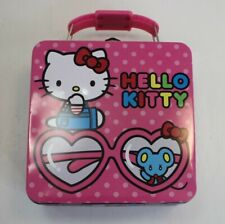 Hello Kitty Sanrio Tin Jewelry Candy Box gift Collection