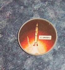 Dare Foods ,Krun-Chee ,Gordon's Krun-Chee  Space Coins 1960's #12 Jupiter c