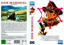 """VHS - """" Der MARSHAL ( True Grit ) """" (1969) - John Wayne - Robert Duvall"""