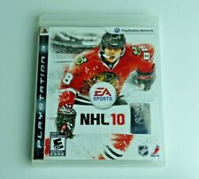 NHL 10 Ps3 Good Condition  Tested