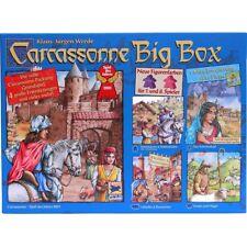 Carcassonne Big Box 2014, Grundspiel mit 4 Erweiterungen, Der Fluss, Neu und OVP