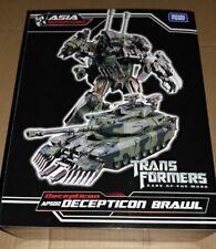 Transformers Asia Premium Series APS02 DECEPTICON BRAWL Leader Takara Tomy Tank
