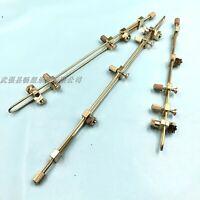 3pc brass violin repair crack debug clamp,Luthier tool violin making repair tool