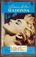 Madonna - True Blue- COMPACT CASSETTE [04] (VG/VG) (PERU)
