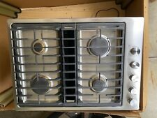 New listing Jenn Air Gas Downdraft Cooktop Model jgd3430gs 30� Euro-Style Lightly Used