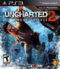 Uncharted 2: Among Thieves  - Sony Playstation 3 Game
