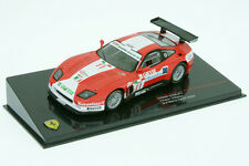 1:43 IXO Ferrari 575M  Peter  Babini  FIA GT Monza 2004