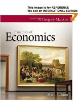 Principles of Economics by University N Gregory Mankiw (2011) Softcover - Int ED