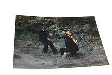 JEAN-PAUL BELMONDO L'HERITIER 1972 2 EKTA VINTAGE TRANSPARENCY 9.5 X 12.5 CM