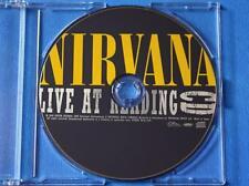 NIRVANA Live At Reading Japan Sample SHM-CD Kurt Cobain
