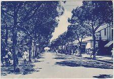 RICCIONE - VIALE CECCARINI (RIMINI) 1952