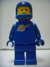 Lego Movie Benny Vintage Classic 80s Space Blue Minifigs Rare 114