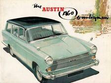 Austin A60 Cambridge Countryman 1966-69 UK Market Sales Brochure