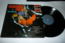 HAMMOND PARTY - With WILL HORWELL - 1967 14-track LP