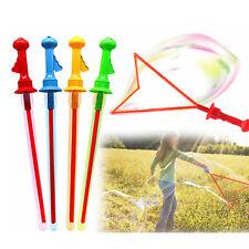 46cm Plastic Kids Children Colorful Toys Bubble Giant Bubble Sword Wand