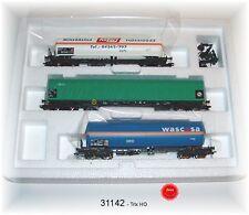 Trix Express 31142 Freight Car Set 3-teilig # NEW ORIGINAL PACKAGING #