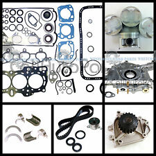 96-01 Acura Integra LS RS GS 1.8L B18B1 DOHC Master Overhaul Engine Rebuild Kit